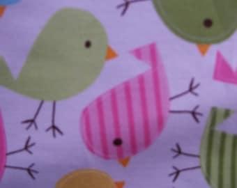 Chick Print Fabric