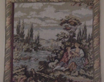 Romeo and Juliet Goblin Tapestry