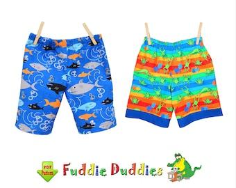 Boys Shorts Sewing Pattern. pdf Sewing patterns, Boys Sewing Patterns. Toddler Shorts Pattern. Toddler Sewing Patterns, Pants Pattern Finley