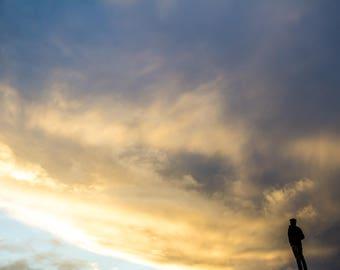 Sunset Silhouette 2