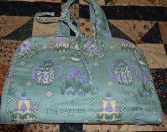 Debbie Mumm sewing bag/carry all.