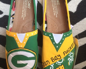 Green Bay Packers TOMS