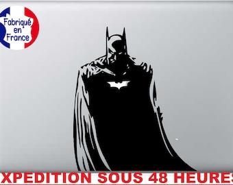 Sticker adhesive Batman Macbook sticker