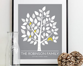 Personalized Family Name Sign Wall Decor, Family Sign, Home Entryway Decor, Custom Family Name Wedding Gifts for Wedding
