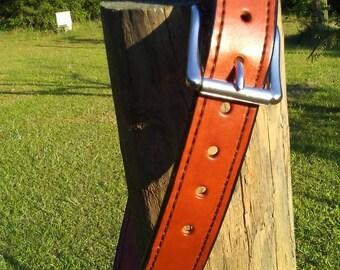 2-Ply Handmade Gun Belts