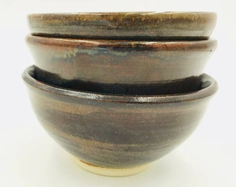 Nesting Bowl Set Handmade