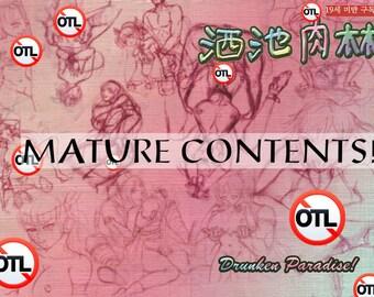 Dead or Alive Adult Doujinshi Hentai illustration book