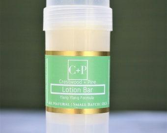 LOTION BAR - Ylang Ylang Formula