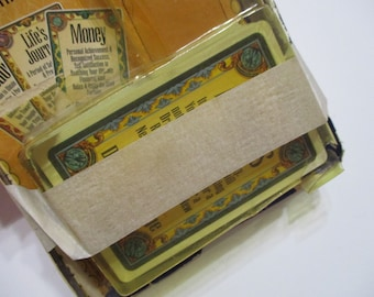 Old Fortune Telling Cards-Still in Original Package