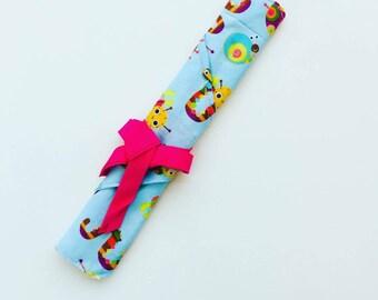 EcoFriendly Utensil + Chopstick Holder