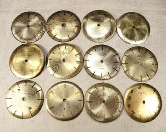 Big Watch Faces - set of 12 - c95