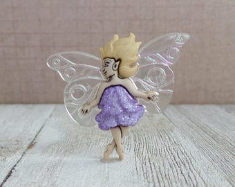 Fairy - Good Luck - Inspiration - Gift Ideas - Lapel Pin