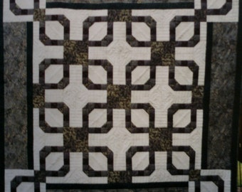 Lilly Hill Creations Table, Twin, Queen Quilt Pattern Willa