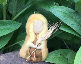 Wheat Harvest Goddess