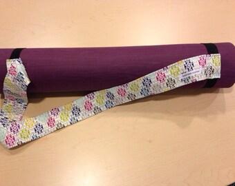 Southwest Yoga Mat Strap