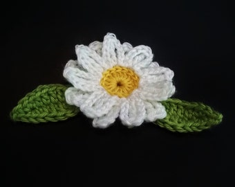 Daisy Dukes Flower pdf Crochet Pattern