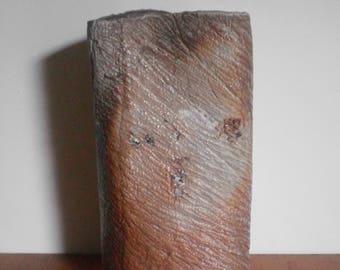The Terminal stoneware vase.