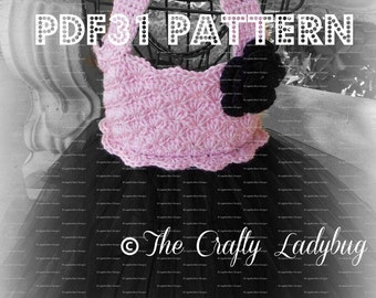 Crochet and tulle tutu dress pattern pack- you get all 3 tutu dress patterns shown in photos - digital downloads