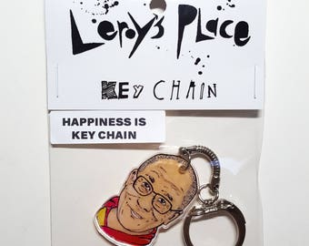 Happiness is Key Chain