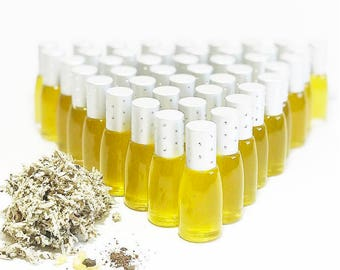 Faery Shield Oil - Sage Frankincense & Myrrh