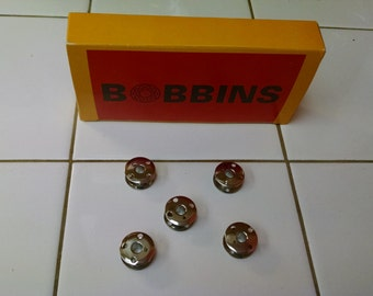 25 Singer Bobbins #172222 that will also fit certain White machines