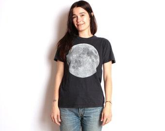 MOON midnight goth 80s t-shirt