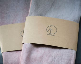 Ombre Naturally Dyed Tea Towels
