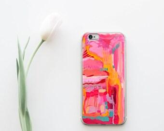 Pink Paradise - Phone Case- Free Shipping