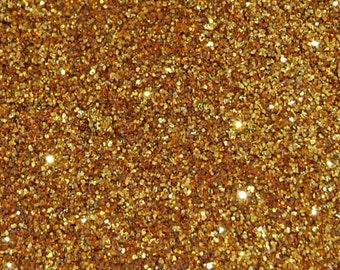 Gold Glitter, Gold Sparkle, Fine Glitter, 0.015 Hex, 1 Fl. Oz, Glitter Nail Art, Glitter Crafts, Gold, Glitter, Craft Glitter, Nail Glitter
