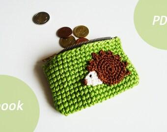 Crochet pattern crochet purse, eBook, purse, crochet pattern