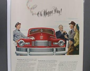 Nash #110    Nash    Magazine Ad  April 1947