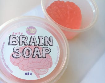 Jelly Brain Soap