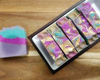 Beautiful Cold Process Soap