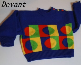 Sweater baby 3 to 6 months