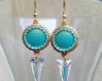 Mermaid Glam Earrings