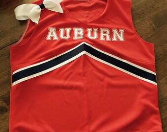 Custom Made Adult Size Cheer Uniform