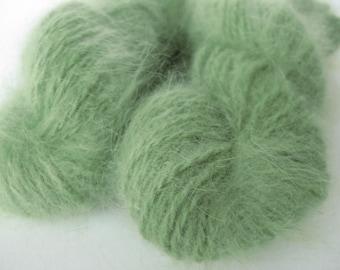Vintage Angora yarn, Angora 70