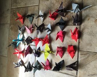Pack of 15 Origami Paper Cranes!