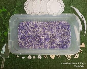 Sensory Rice Kit - Lilac