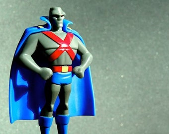 J'onn J'onzz - Martian Manhunter - Photograph - Various Sizes