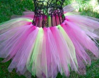Fairy costume- pink fairy costume- fairy tutu- fairy tutu toddler-fairy tutu costume- fairy tutu kids- pink tutus