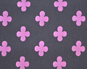 Michael Miller Fabrics Flourish Orchid - 1 yard cotton quilt fabric