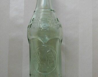 1925, Casco, Native American, Coca Cola Bottling Works, Portland Maine Bottle