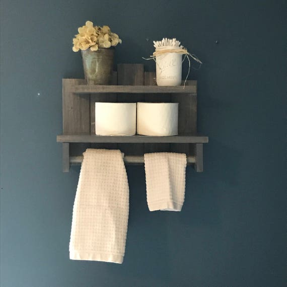 Farmhouse decor, Farmhouse, Rustic Farmhouse Decor, Country Home Decor, Farmhouse Wall Decor, Rustic Wall Shelf, Wooden Rustic decor