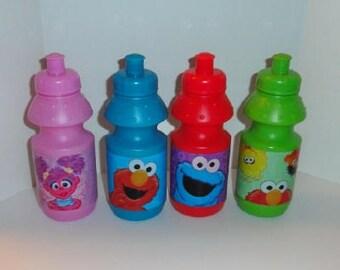 Personalized Sesame Street Water Bottle