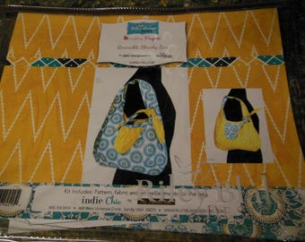 Riley Blake Sew Together Reversible Slouchy Bag Kit