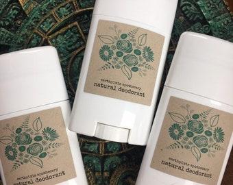 CITRUS BLEND All Natural Deodorant