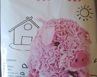 Craft Yourself Silly - Proggy Piggy