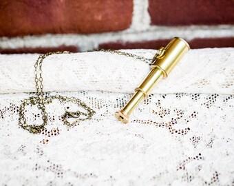 Spyglass Necklace