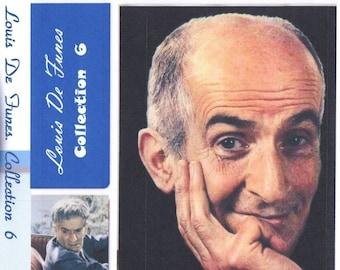 Louis de Funes. Collection 6. French. Optional English Subtitles.